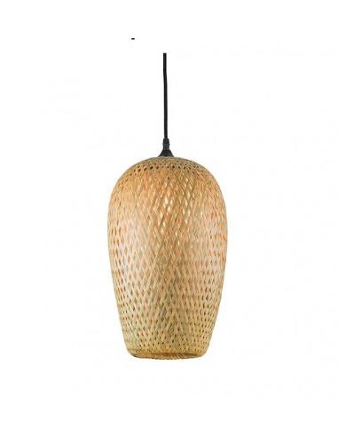 Suspension en Bamboo naturel...