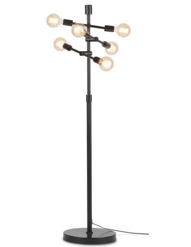 Lampadaire design Nashville 6 lampes...