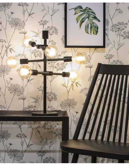 Lampe à poser design Nashville 6 lampes en métal au design industriel par It's About Romi