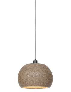 Suspension Bohol en Naturescast au design naturel par It's About Romi