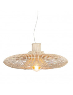 Suspension Kalahari Ø70 cm en rotin naturel au design naturel par It's About Romi