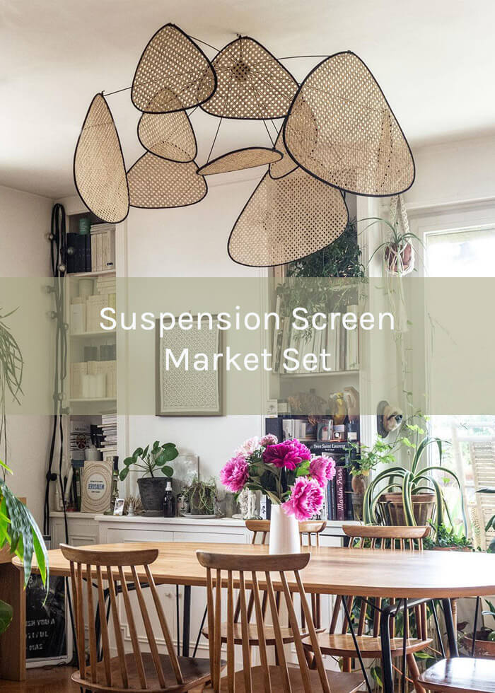 Suspension Screen Market Set