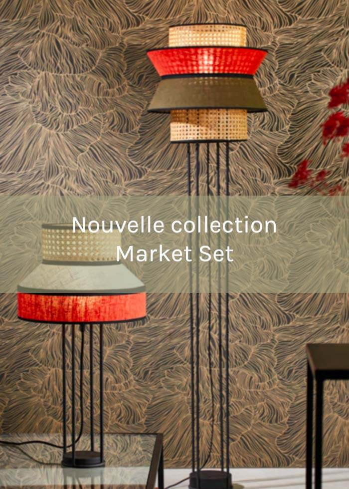 Nouvelle collection Market Set