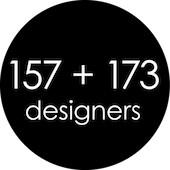 157 + 173 designers