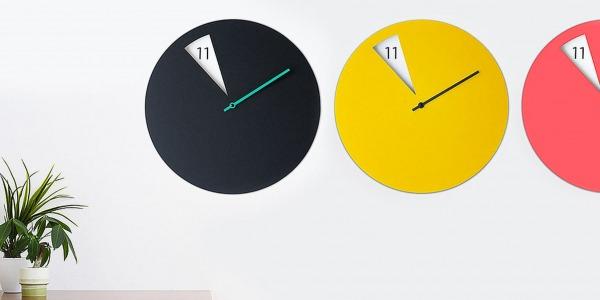 5 horloges design pour une décoration murale tendance